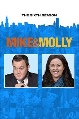 mike & molly season 6 poster