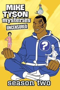 mike tyson mysteries season 2 poster