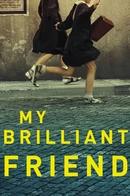My Brilliant Friend: Season 1 - Key Art