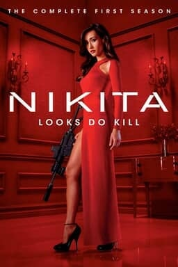 Nikita: Season 1 - Key Art
