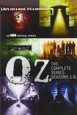 Oz: The Complete Series - Key Art