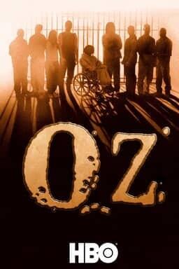 Oz: Season 3 - Key Art