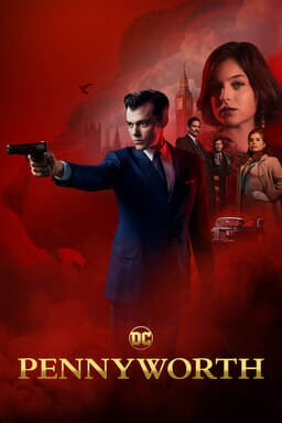 Pennyworth S1 - Key Art