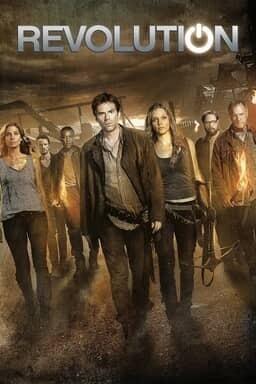 Revolution: Season 2 - Key Art