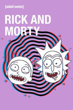 Rick and Morty: Season 1 - Key Art