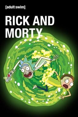 Rick and Morty: Season 2 - Key Art