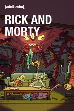 Rick and Morty: Season 3 - Key Art
