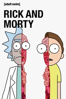 Rick and Morty: Season 4 - Key Art