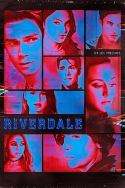 Riverdale S4 - Key Art
