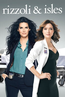 Rizzoli and Isles - Complete Series - Key Art