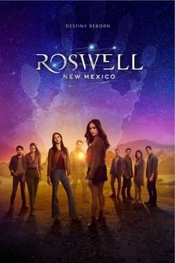 Roswell New Mexico - Key Art