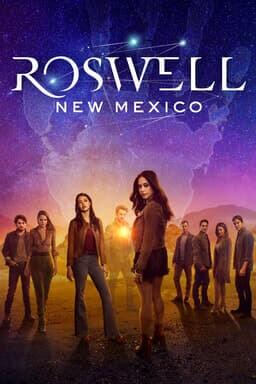 Roswell, New Mexico: Season 2 - Key Art