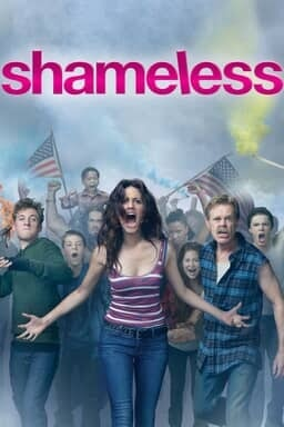 Shameless: Season 4 - Key Art