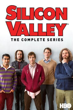 Silicon Valley: The Complete Series - Key Art