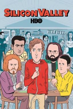 Silicon Valley: Season 4 - Key Art