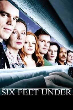 Six Feet Under: Season 2 - Key Art