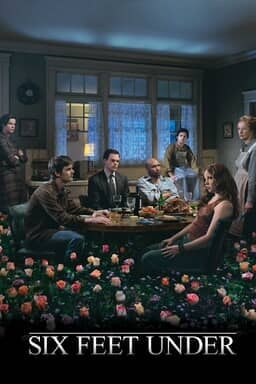 Six Feet Under: Season 3 - Key Art