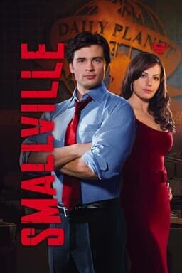 Smallville: Season 8 - Key Art