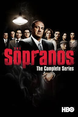 The Sopranos: The Complete Series - Key Art