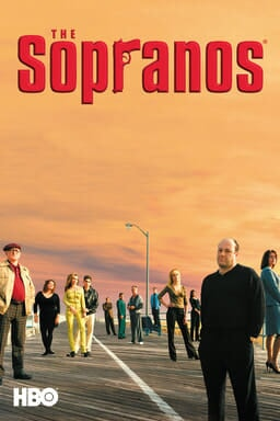 The Sopranos: Season 3 - Key Art