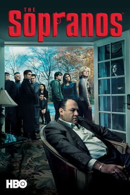 The Sopranos: Season 6, Part 1 - Key Art