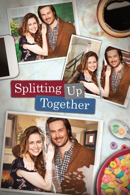 Jenna Fischer and Oliver Hudson posing as a couple in various photos
