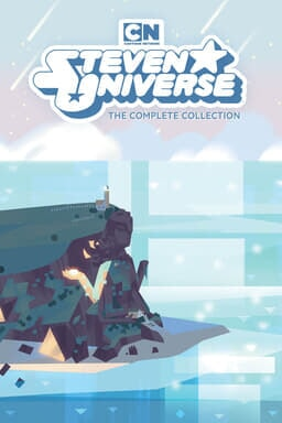 Steven Universe: The Complete Series - Key Art