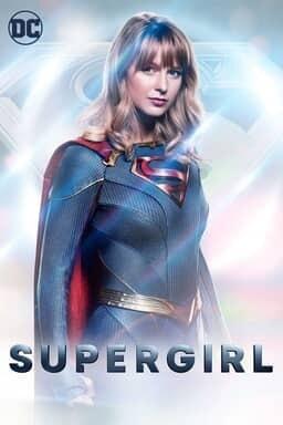 Supergirl: Season 5 - Key Art
