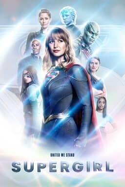 Supergirl S5 - Key Art