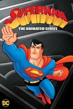 Superman: The Animated Series - Key Art