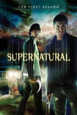 Supernatural S1 - Key Art
