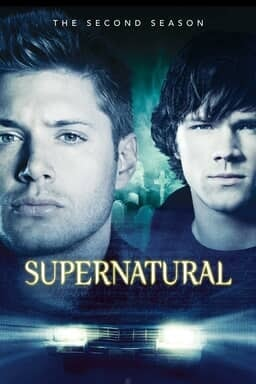 Supernatural S2 - Key Art