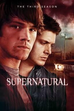 Supernatural S3 - Key Art