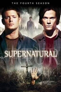 Supernatural: Season 4 - Key Art
