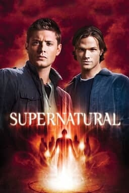 Supernatural: Season 5 - Key Art