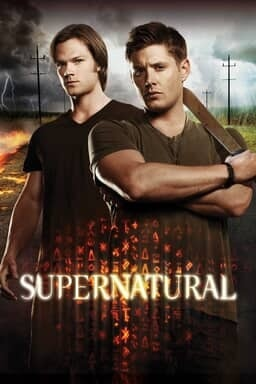 Supernatural: Season 8 - Key Art