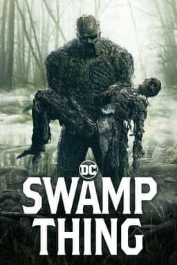 Swamp Thing S1 - Key Art
