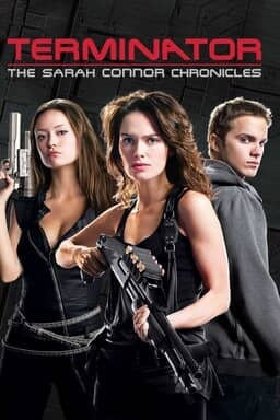 Terminator: The Sarah Connor Chronicles - S2 - Key Art