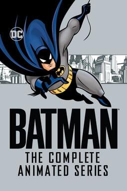 Batman: The Animated Series - Key Art