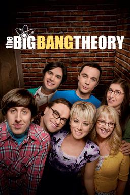 Big Bang Theory: Season 8 - Key Art