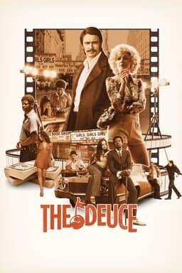 The Deuce: Season 1 - Key Art
