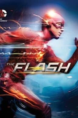 The Flash: Season 1 - Key Art