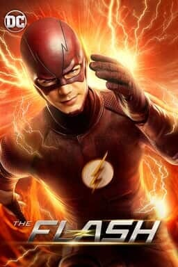The Flash: Season 2 - Key Art