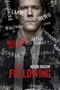 The Following: Season 3 - Key Art