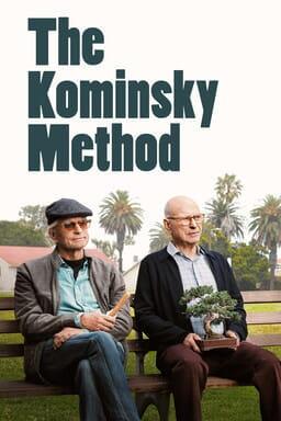 The Kominsky Method S1 - 2000 x 3000