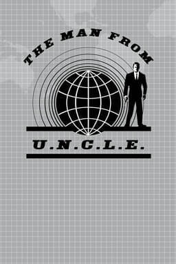 The Man From U.N.C.L.E. - The Complete Series - Key Art