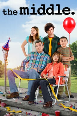 The Middle: The Complete Series - Key Art