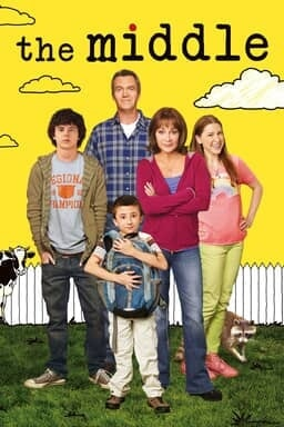 The Middle: Season 2 - Key Art