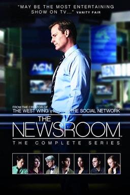 The Newsroom: The Complete Series - Key Art