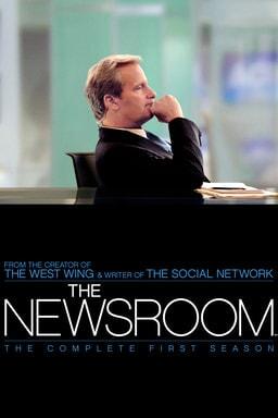 The Newsroom: Season 1 - Key Art
